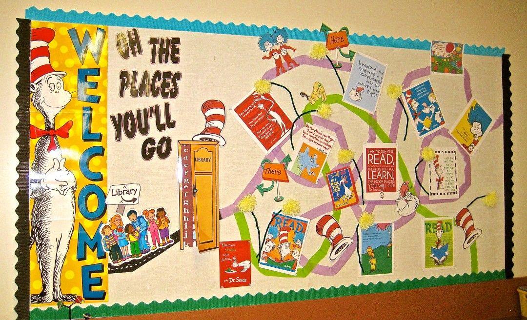 School Nurse Office Decorations Welcome Back Bulletin Board