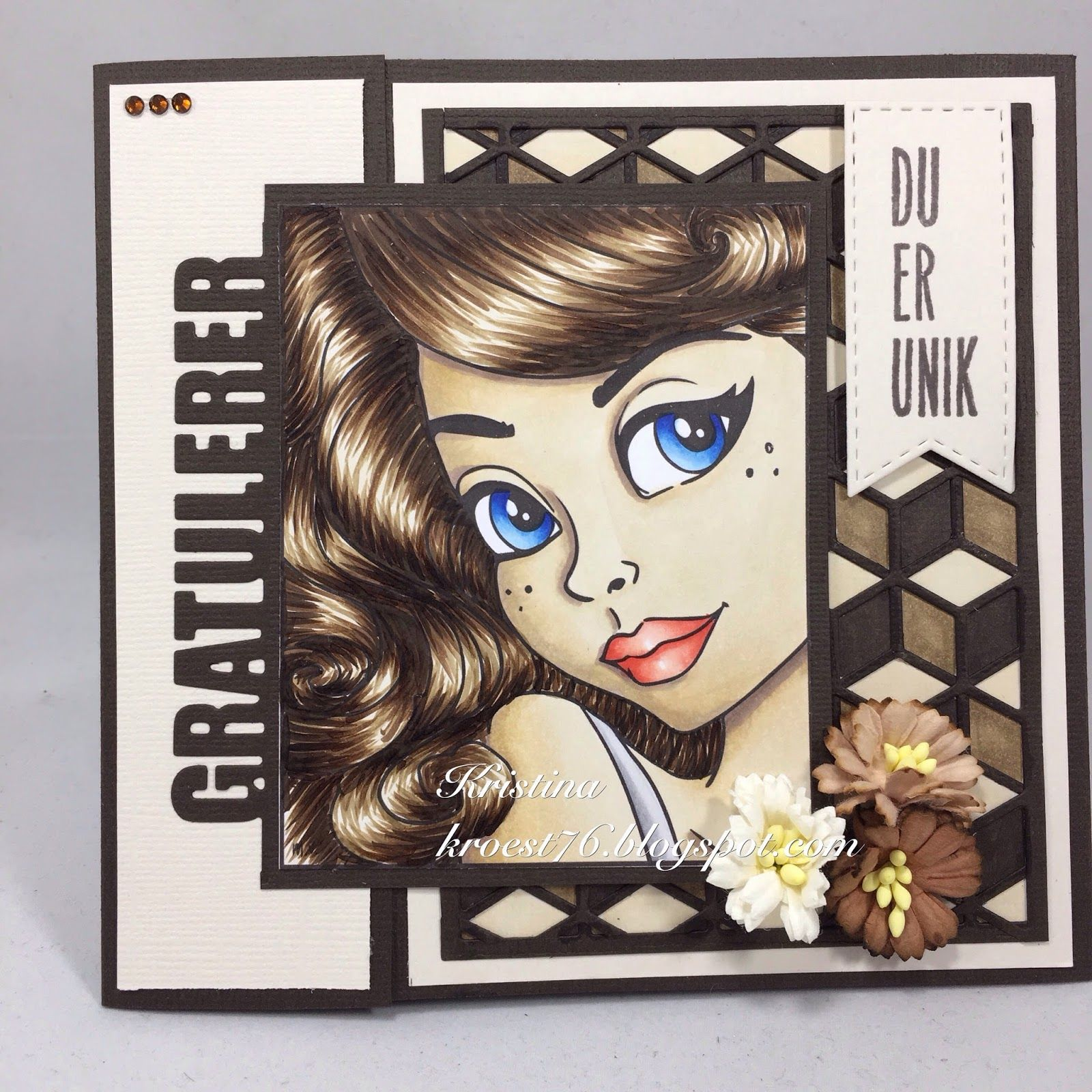 Copic Marker Norge, Copic Markers, Make it Crafty, April, Kort & Godt