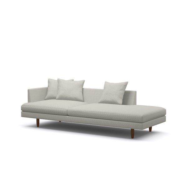 The Look And Feel Of A Traditional Sofa Combined With The