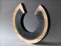 woodturning art piece. #art #wood #turning