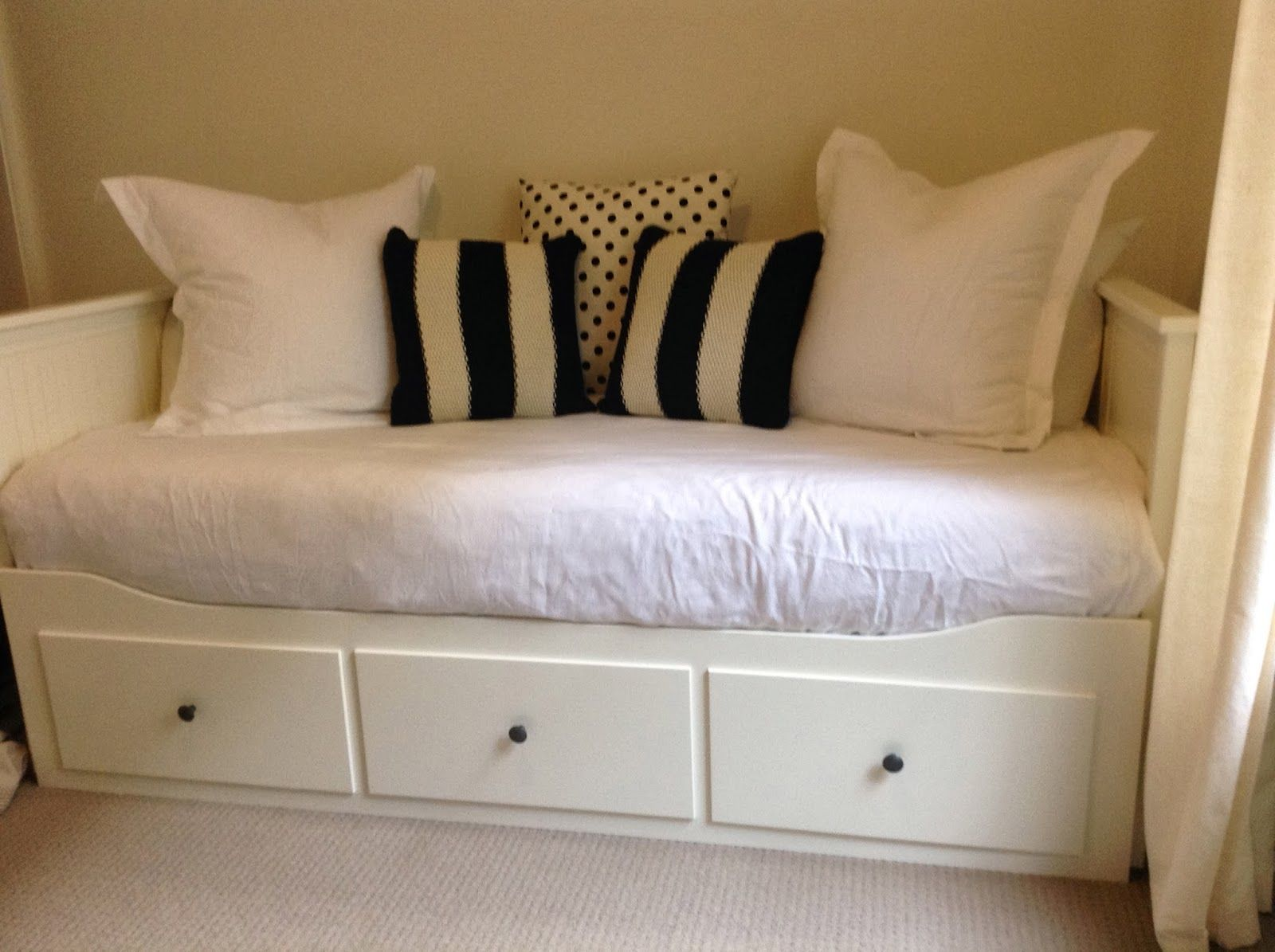 Sorted Little Spaces Ikea Hemnes Daybed A Complete Storage