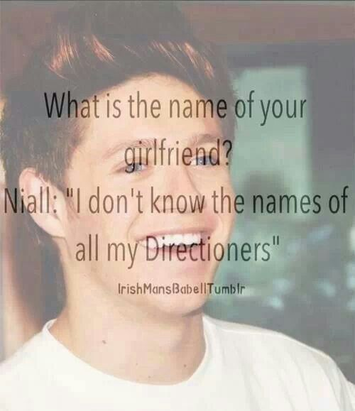 Comment your name so he knows xx I'm Sarah <3<<< I'm Claire D. ∞>>>I'm Sue<<<I'm Alexis:)<<<I'm Ellie:)<<<MADI!!!!