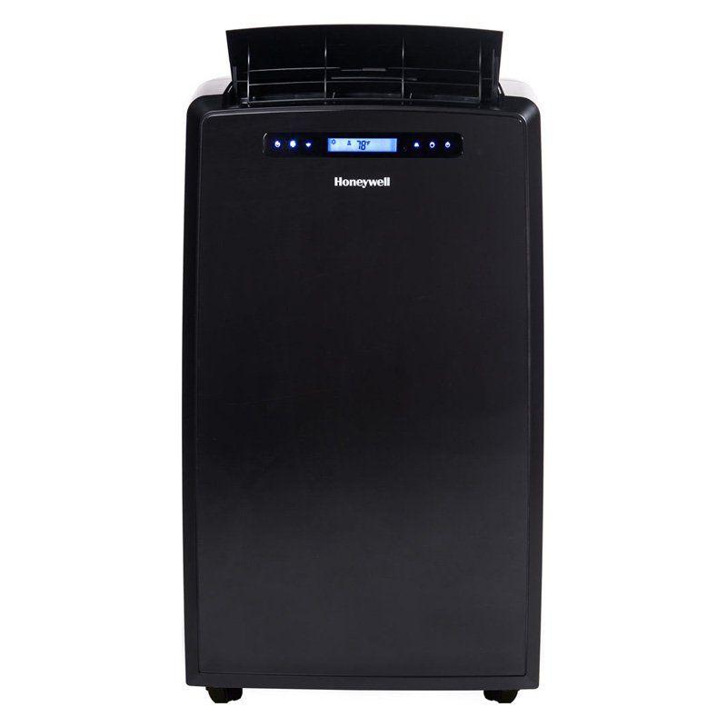 Honeywell MM14CCS 14000 BTU Portable Air Conditioner Black ...