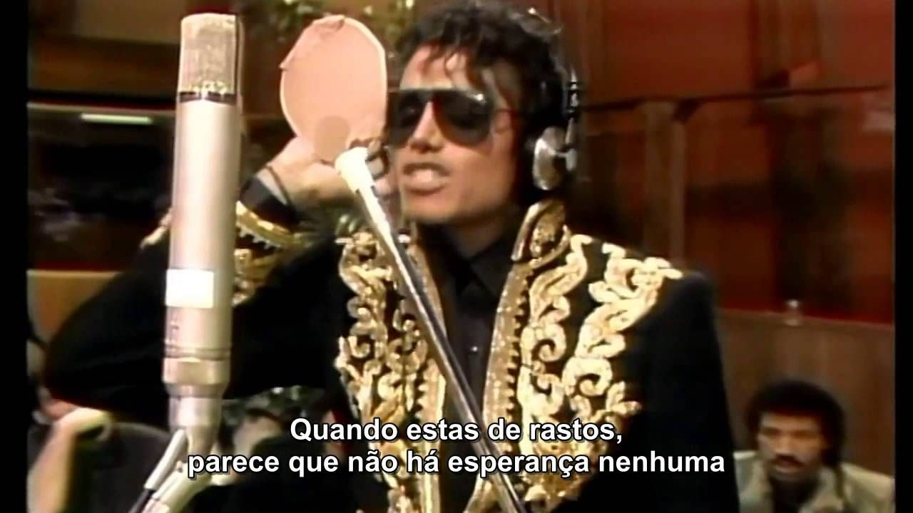 USA for Africa - We Are The World - Michael Jackson (Legendado / Traduçã...