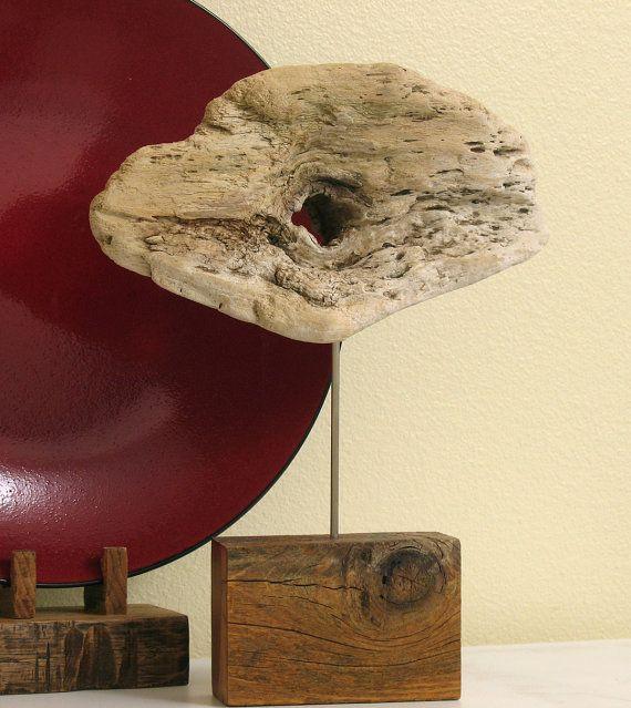 Pin by David Tyler on Kathys creations  Pinterest  Driftwood art Driftwood sculpture and