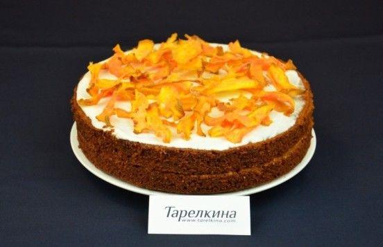Морковный торт   Рецепт   Идеи для блюд, Торт, Рецепты тортов