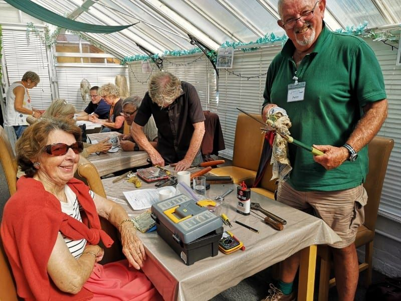 Repair Cafe Weymouth S October Event Event Repair Tourist Information