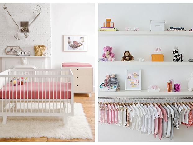 Una selecci n de ideas para habitaciones de bebes - Ideas habitaciones bebe ...