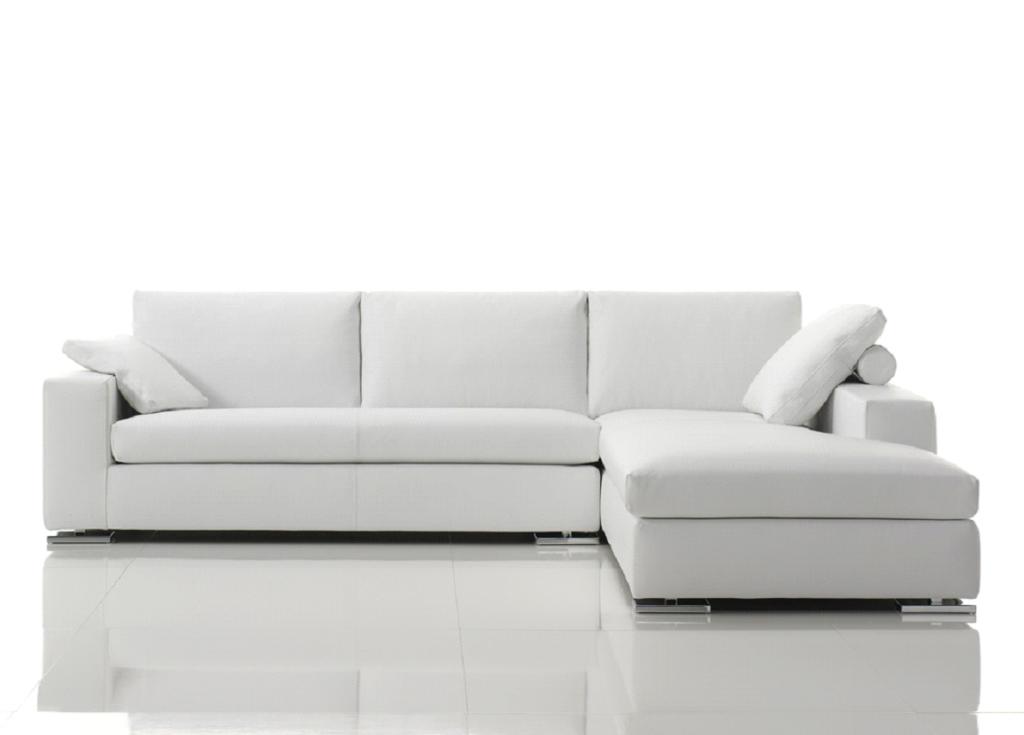 Sofa: Stylish White Sofa 1: White Sofa   Leather Corner Sofa, White Corner  Sofas, Corner Sofa Modern