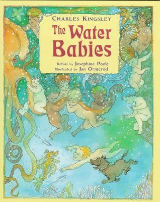 Bibliophile The Water Babies A Fairy Tale For A Land Baby Flux