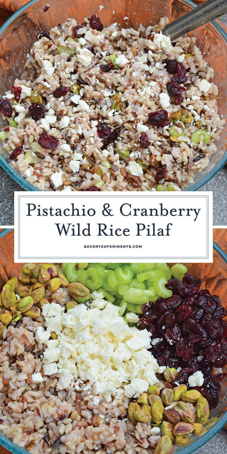 This Wild Rice Pilaf recipe is an easy side dish for your next potluck, picnic or dinner. Quick and easy to make in advance it's the best rice pilaf recipe! #wildricepilaf #ricepilafrecipe www.savoryexperiments.com #easyricepilaf This Wild Rice Pilaf recipe is an easy side dish for your next potluck, picnic or dinner. Quick and easy to make in advance it's the best rice pilaf recipe! #wildricepilaf #ricepilafrecipe www.savoryexperiments.com #easyricepilaf This Wild Rice Pilaf recipe is an easy s #easyricepilaf