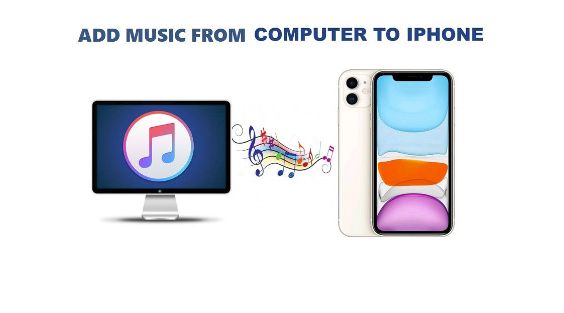How To Add Music From Computer To Iphone In 2020 Add Music Iphone Music