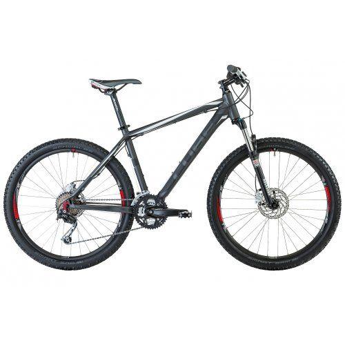 Cube Analog 26 Disc Hardtail Mountain Bike Gentlemen Grey White 2013 Hardtail Mountain Bike 29er Mountain Bikes Best Mountain Bikes