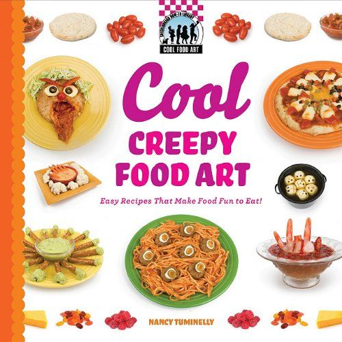 If you liked captain underpants a read alike list for your kids cool creepy food art easy recipes that make food fun to eat checkerboard forumfinder Images
