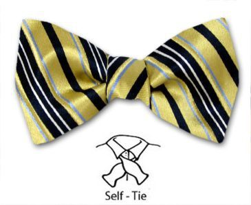 A challenge to tie one right.  : )