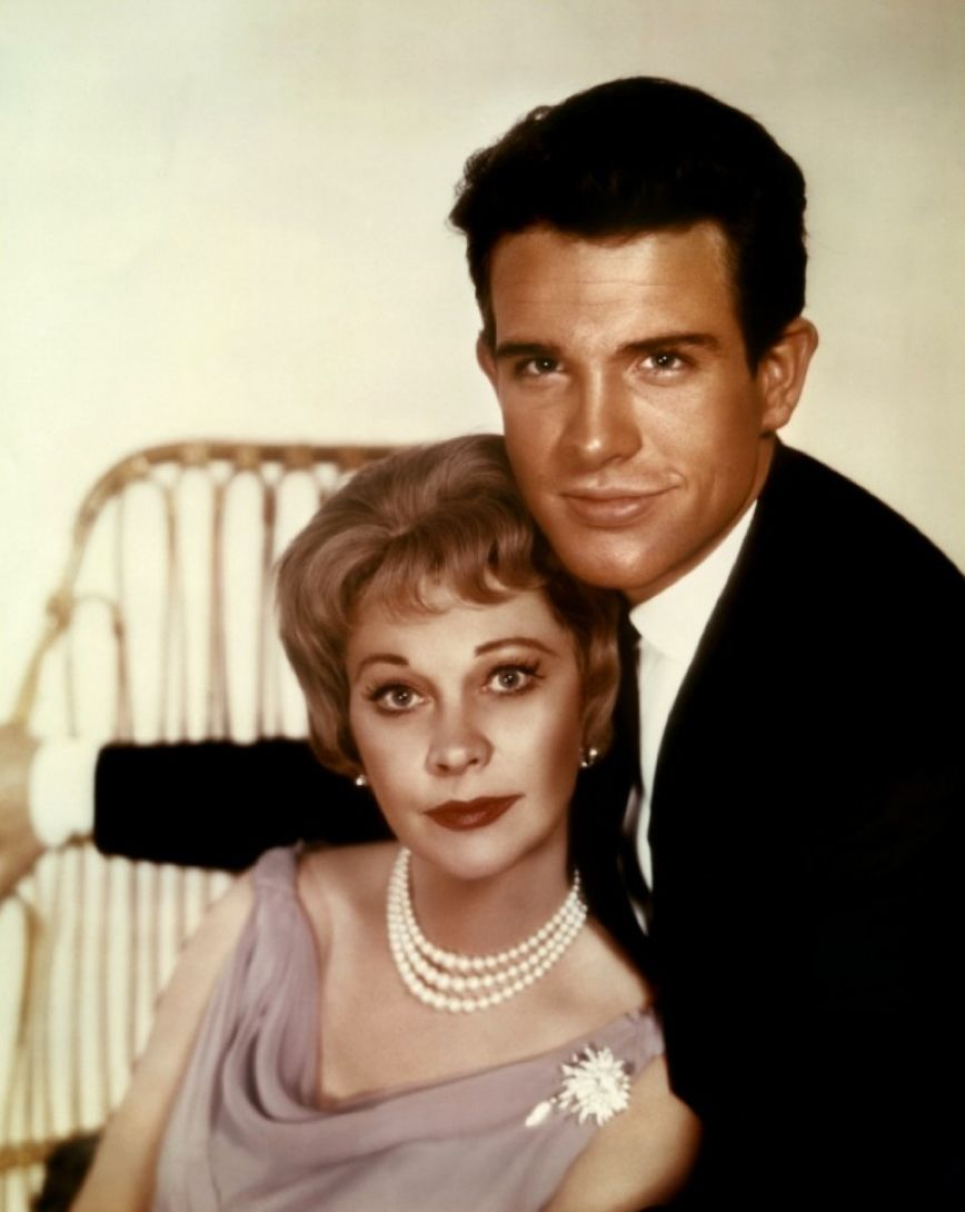 Image result for warren beatty and vivien leigh