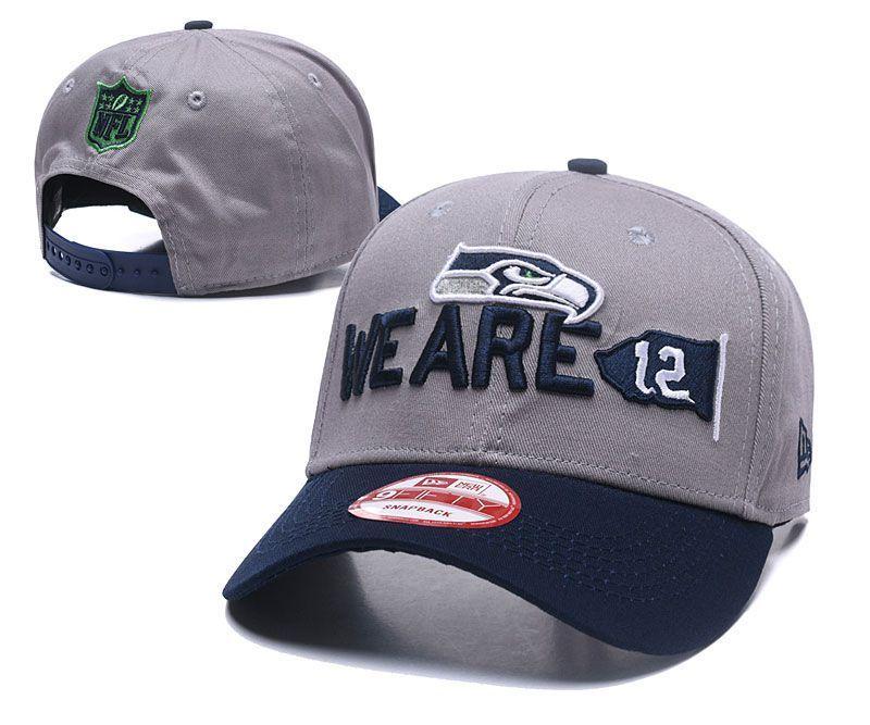 30eff6c4d2f 2018 NFL Seattle Seahawks Snapback hat 05171