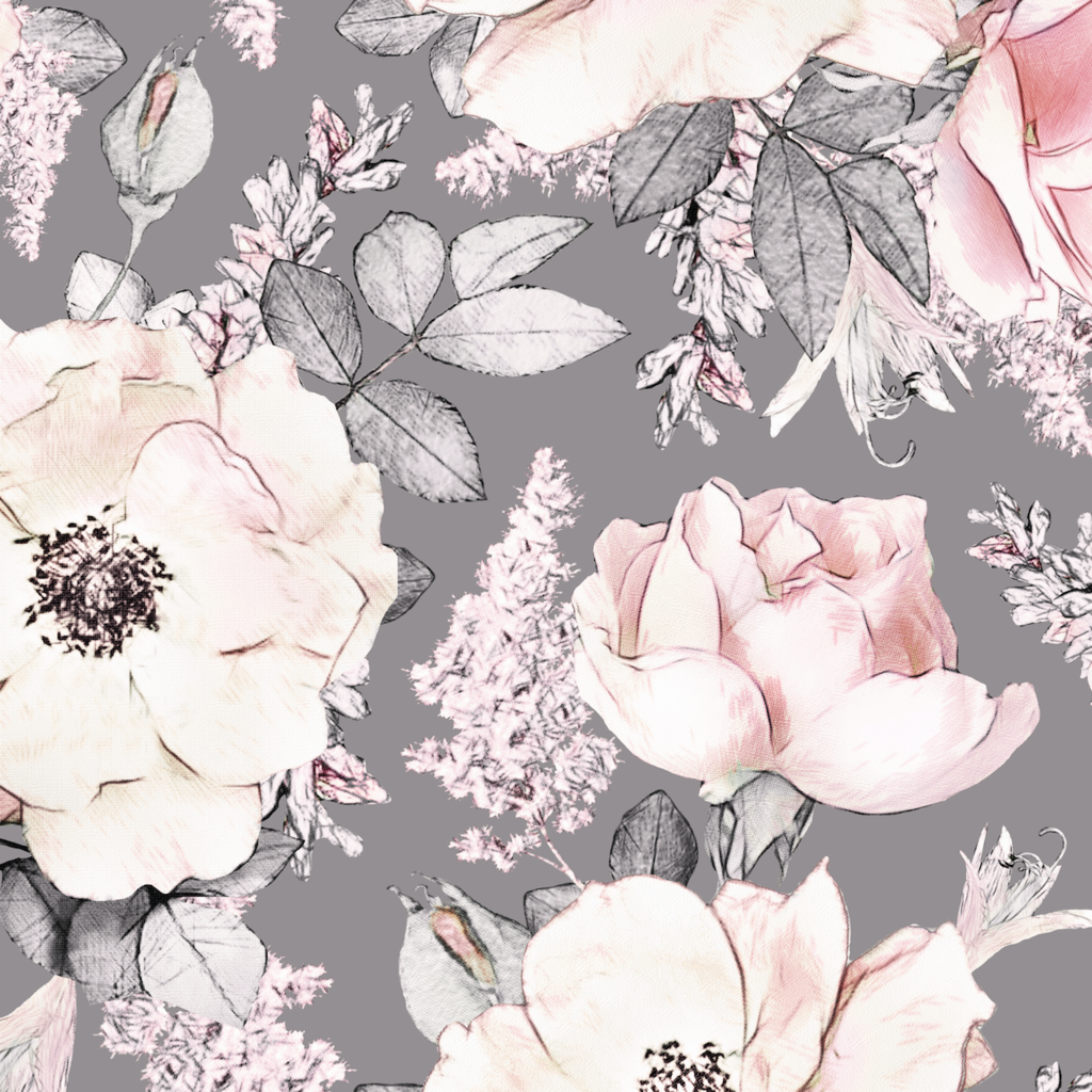 Dusty Rose Wallpaper SelfAdhesive in Background