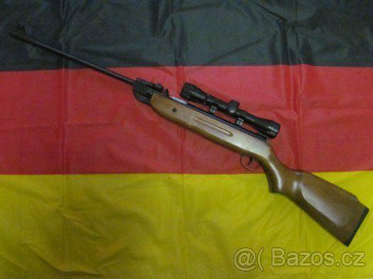 153df4412 Vzduchovka B2 4,5mm zlamovací + optika - Vzduchovka B2 4,5mm zlamovací s