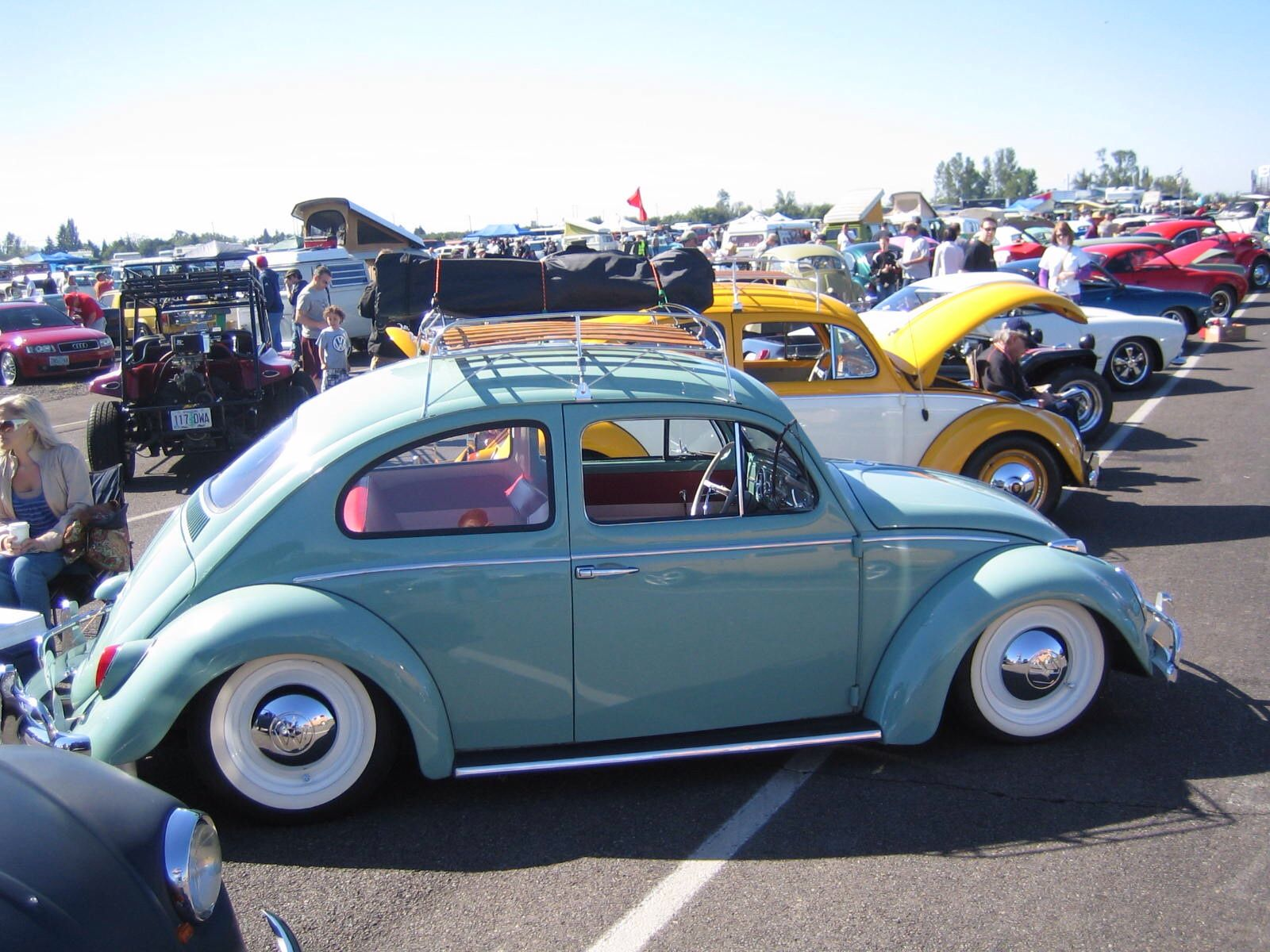 1962 Type1 Vw Beetle Woodburn Bugrun Type1 Bug Beetle Vw