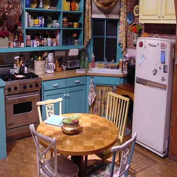 Friends Tv Kitchen Set Love The