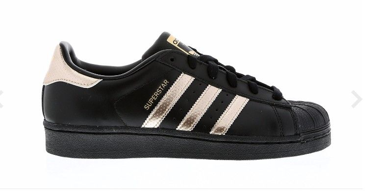 adidas baskets superstar femme rose
