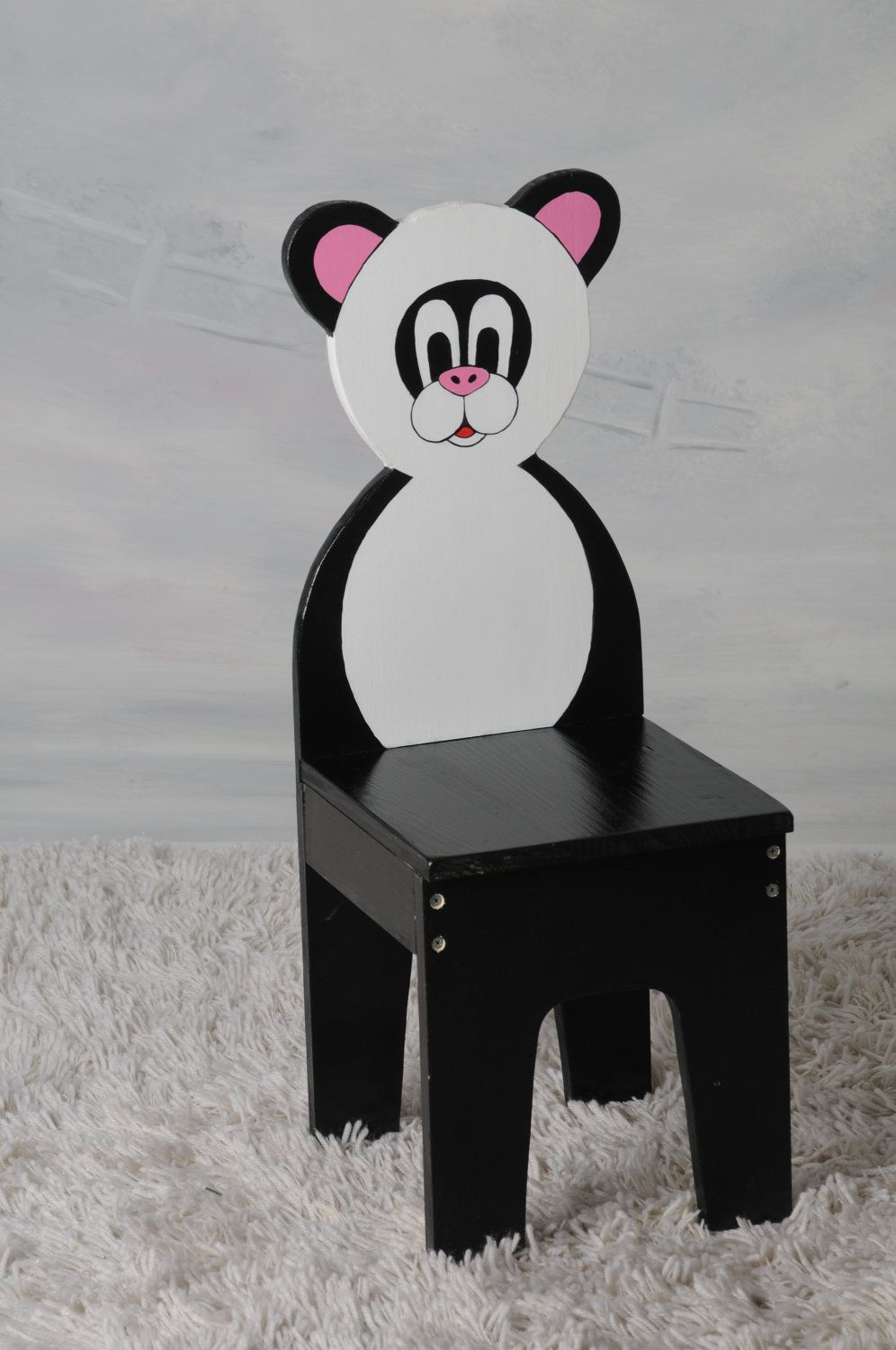Enjoyable Ichart Kids Panda Chair Childrens Furniture By Ichart On Gmtry Best Dining Table And Chair Ideas Images Gmtryco