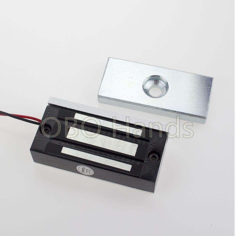 60kg Magneticl Lock Small Lock 12v Access Control Electric Magnetic Door Lock Electric Lock With Images Access Control