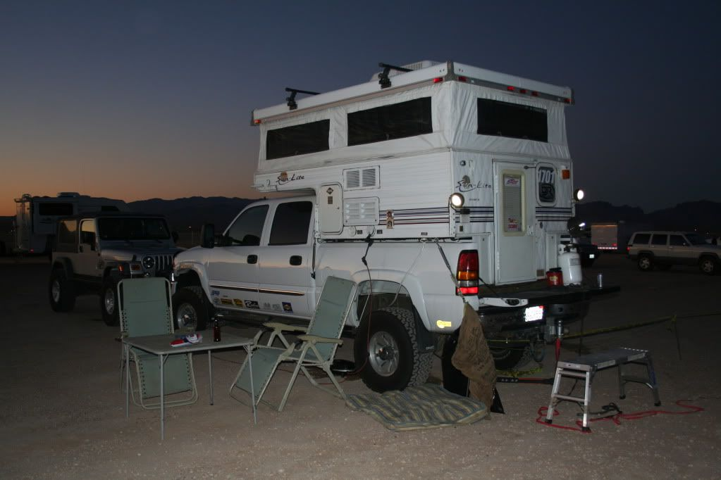 the camper is a sunlite skyhawk sb pickup truck camping pinterest pickup camper and truck. Black Bedroom Furniture Sets. Home Design Ideas