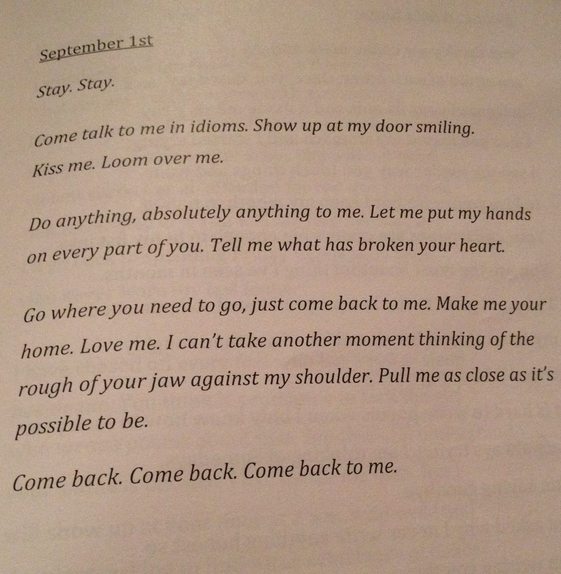 clementine von radics mouthful of forevers pdf