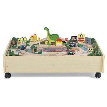 Plum Roar Dinosaur Wooden Play Table | Play table