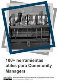 Rosero, S. [e-Book] 100+ Herramientas Útiles para CommunityManagers, OpenLibra, 2012. Descargar  Un Community Manager es la persona encargada o responsable de sostener, acrecentar y,…