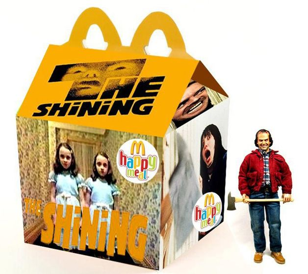 The Shining Happy Meal