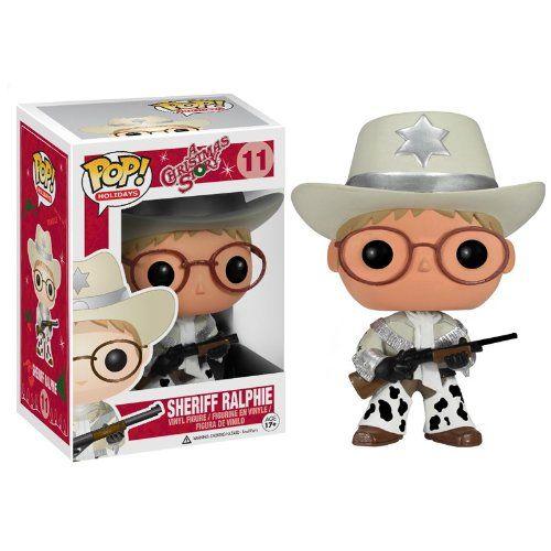 Funko POP Movies A Christmas Story Cowboy Ralphie Vinyl Figure