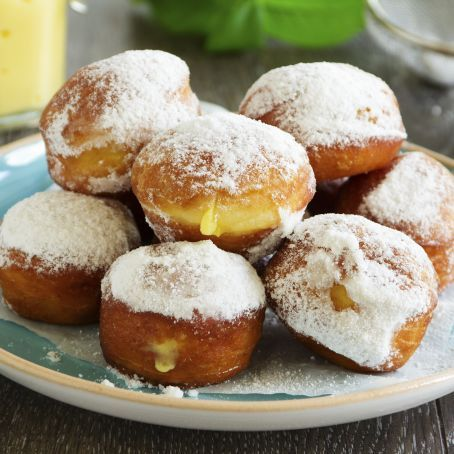 muffins mit lemon curd f llung 4 9 5 rezept rezepte. Black Bedroom Furniture Sets. Home Design Ideas