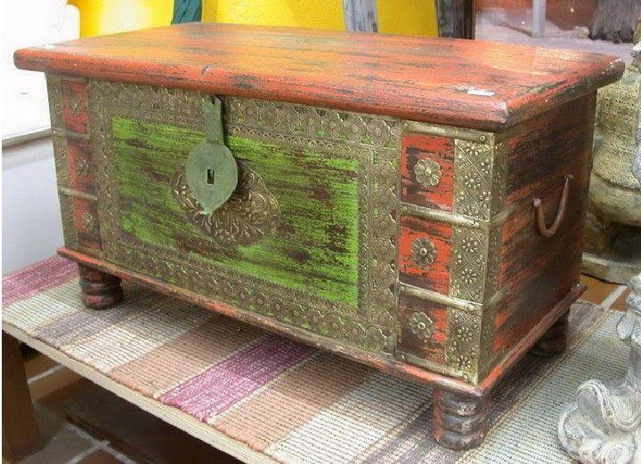 T cnica para envejecer un mueble hilda pinterest - Transformar muebles viejos ...