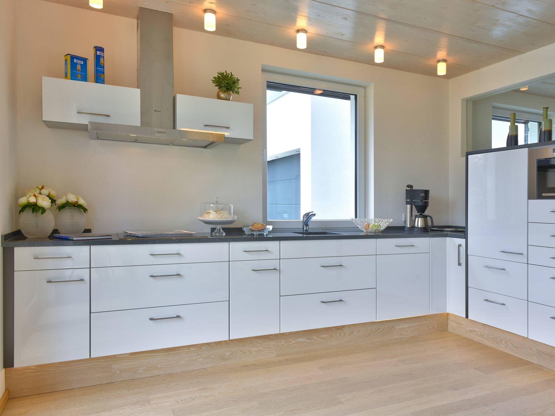 Kuche Im Musterhaus Wuppertal Von Partner Haus Mit Musterhaus Net
