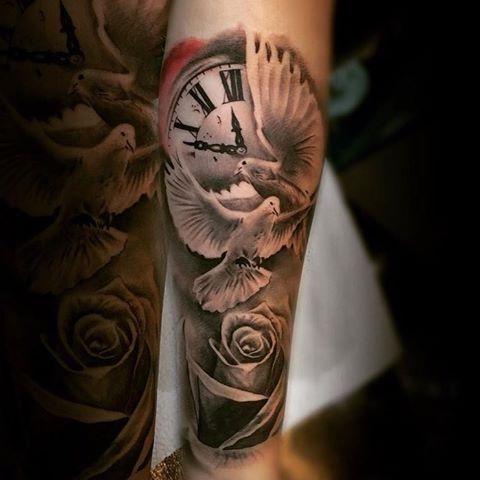 35 coolsten Unterarm Tattoos Designs für Männer und Frauen, versuchen – #Coole… – Tattoo