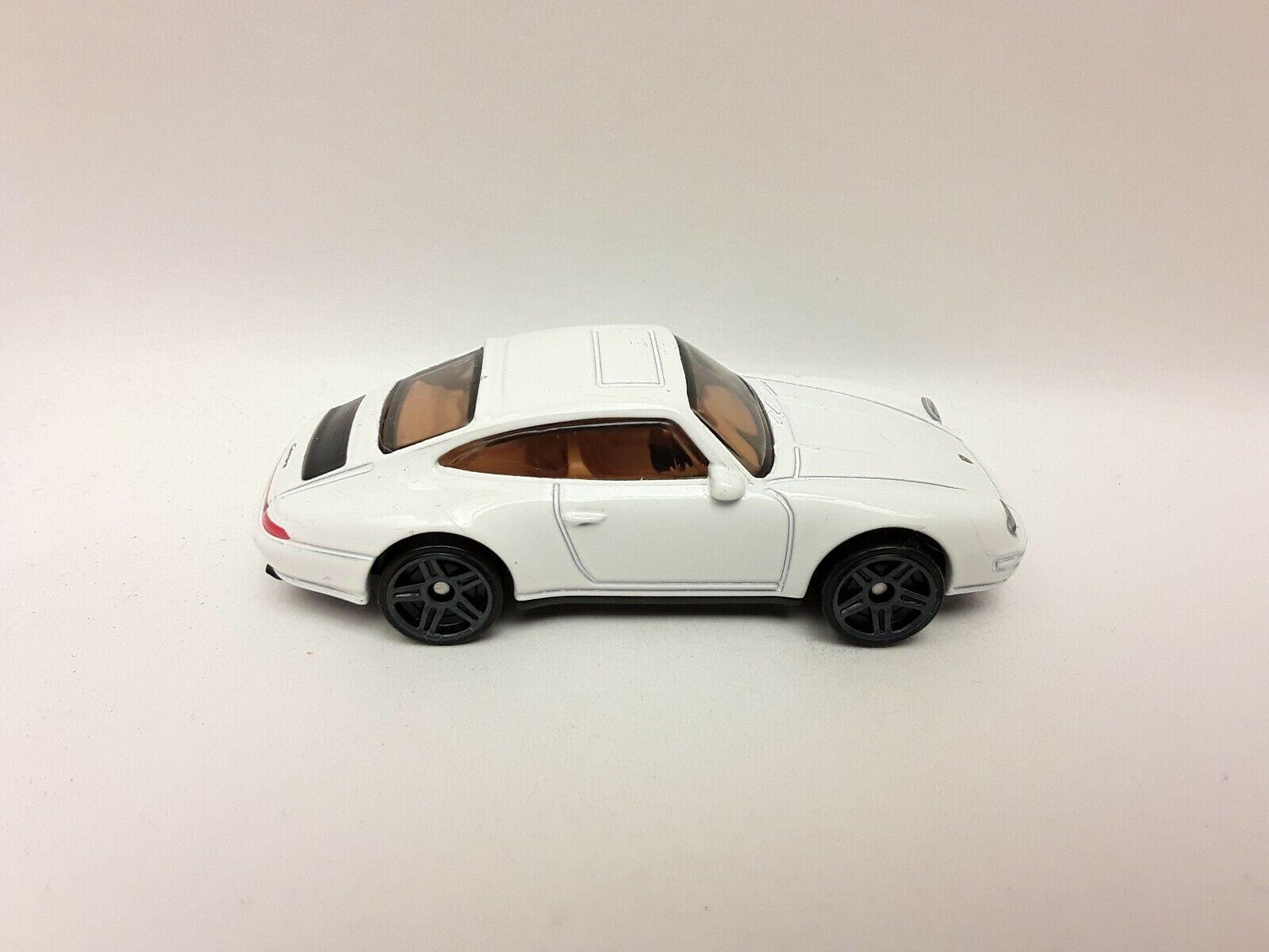 2019 Hot Wheels 1996 Porsche Carrera White New Loose