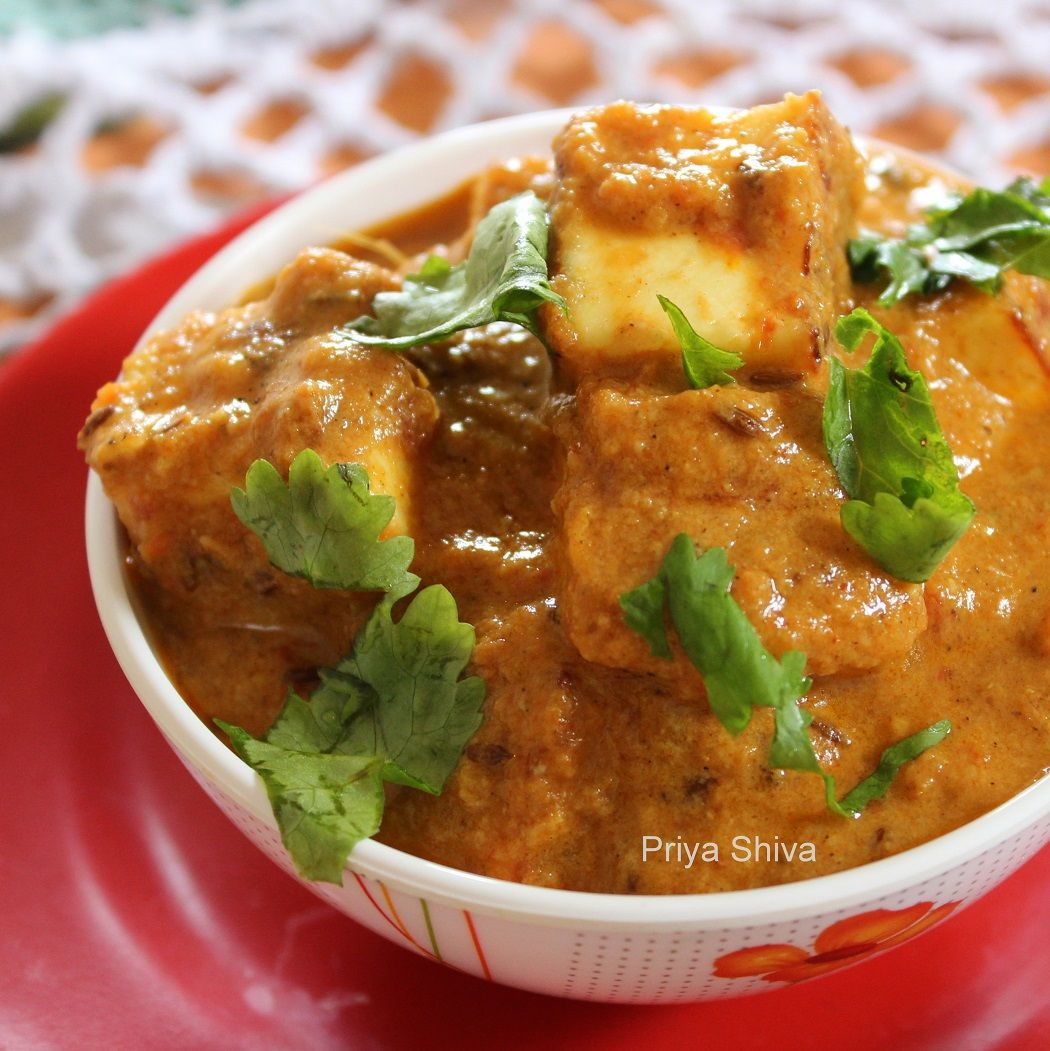paneer lababdar recipe paneer lababdar paneer dishes indian food recipes on hebbar s kitchen recipes paneer lababdar id=84668