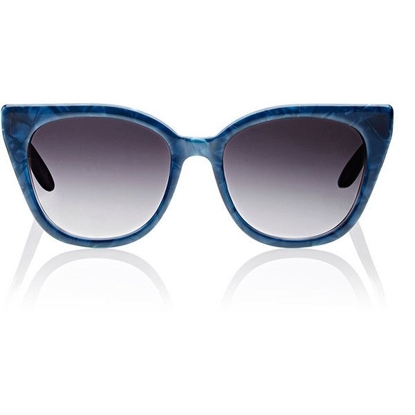 Barton Perreira Women\'s Shirelle Sunglasses (1.139.180 COP) ❤ liked ...