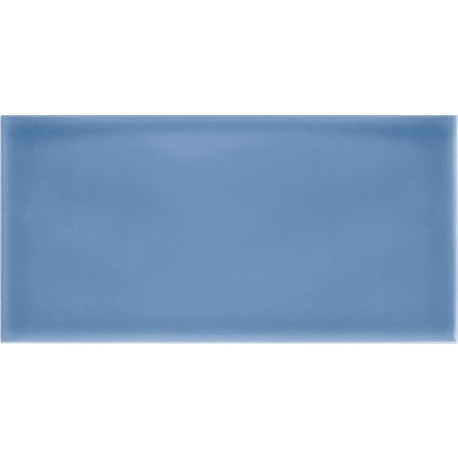$0.48 per tile - allen + roth Blue Ceramic Wall Tile (Common: 3-in x ...