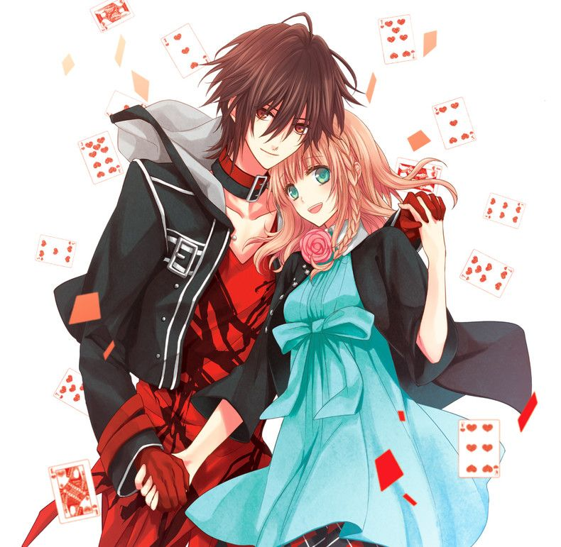 Amnesia Shin And Heroine This Was Probably My Fave Couple