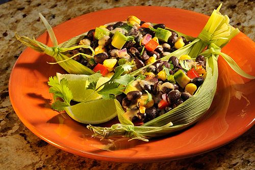 It's National Margarita Day! Try this fiesta-worthy dish made with BRIANNAS Chipotle Cheddar Dressing!