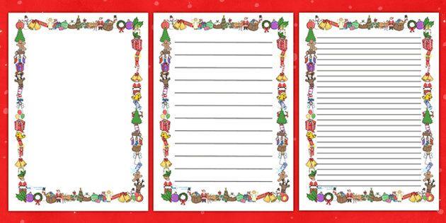 Christmas page border christmas xmas happy christmas tree christmas page border spiritdancerdesigns Choice Image