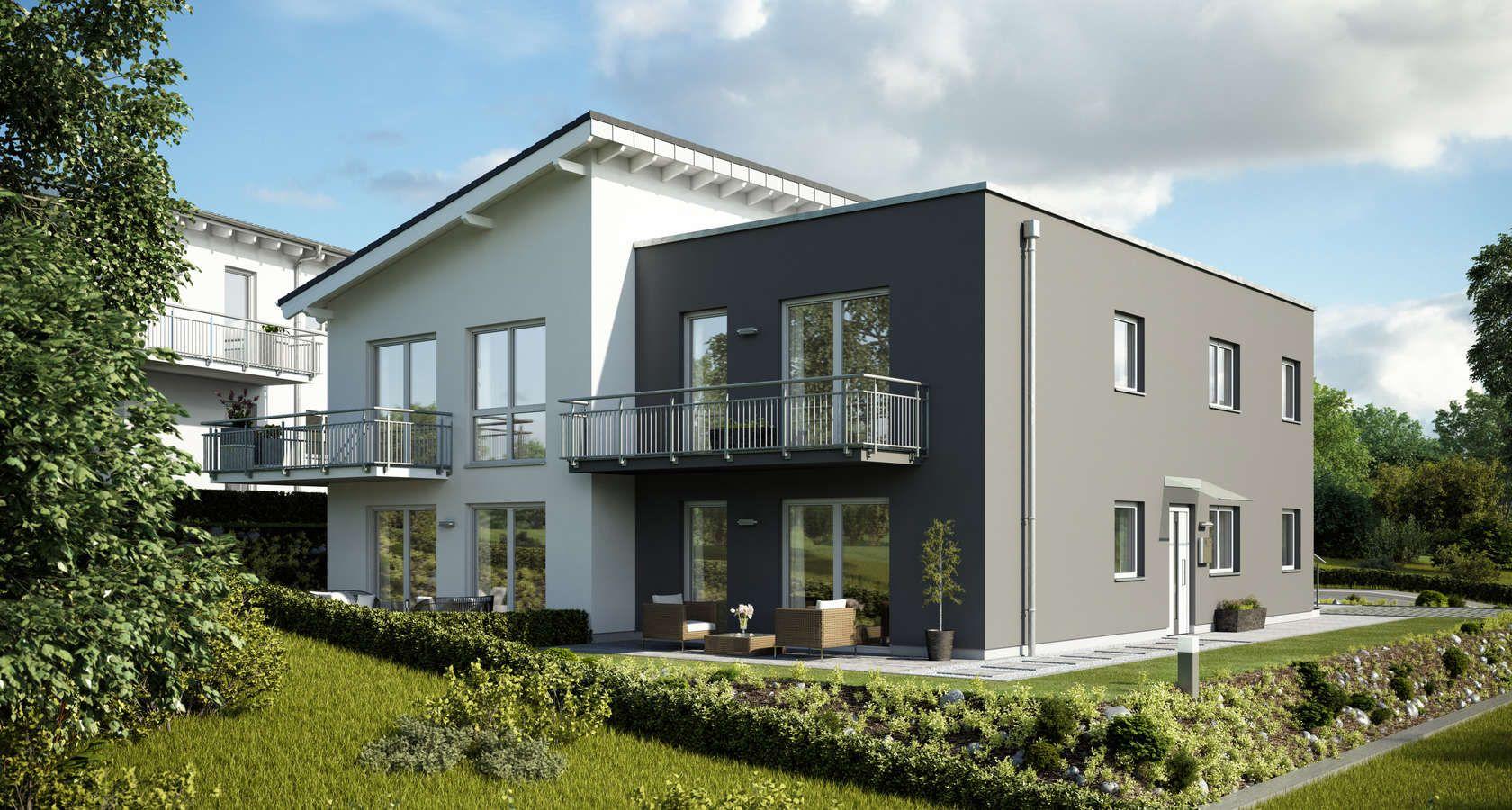 Mehrfamilienhäuser in 2020 Mehrfamilienhaus bauen, Haus