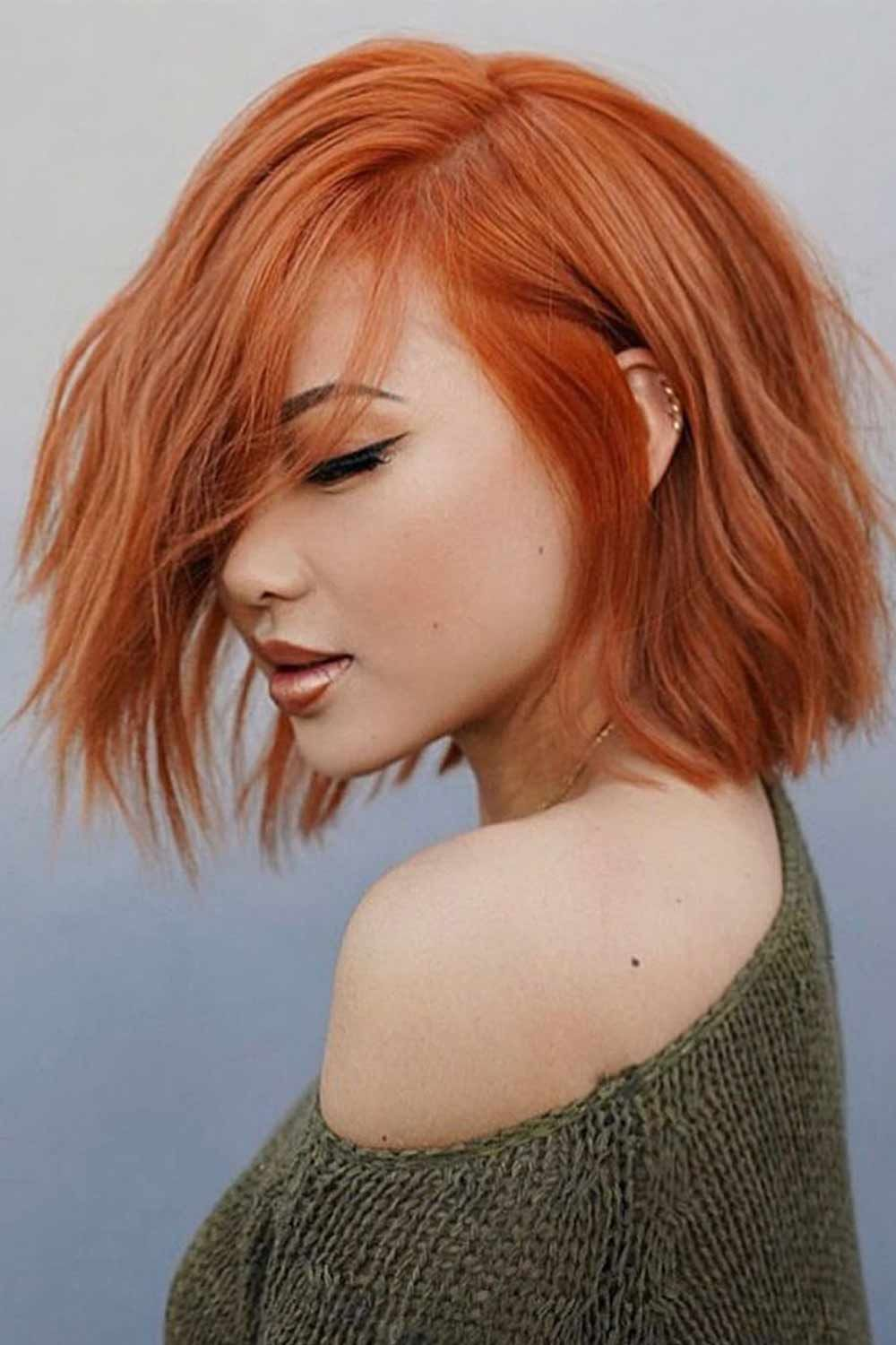 Shoulder Length Haircuts You Will Be Asking For In 2020 Glaminati Com Hair Styles Short Hair Styles Bob Hairstyles