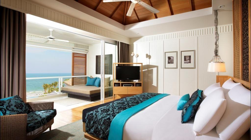 Beach Hotel Room Hd Wallpaper 999hdwallpaper Hotel Inspired