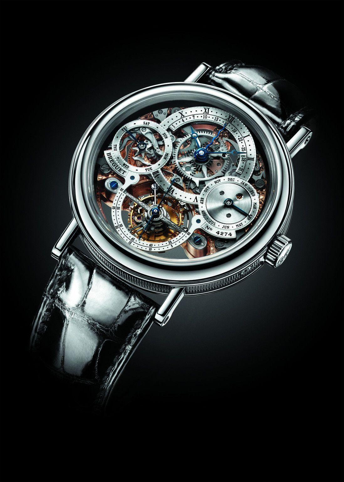Breguet CLASSIQUE Skeleton tourbillon, Breguet Timepieces