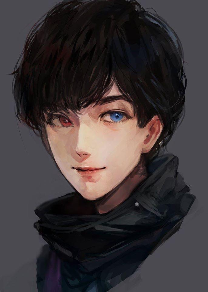 Pin By Todochan On Art 4 In 2020 Anime Drawings Boy Boy Art Realistic Art